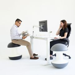 Ergonomic Chair Exercise Ball Foldable Lounge Big Lots Ballo Stool Active Sitting Innovative Humanscale Res