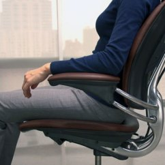Posture Chair Demo Desk Seat Cushion Ergonomic Office Chairs Seating Humanscale