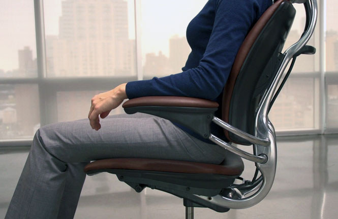posture chair demo santa hat back covers hobby lobby ergonomic office chairs desk seating humanscale