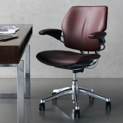 Freedom Task Chair With Headrest Black Outdoor Rocking Chairs Ergonomic Executive Office Humanscale