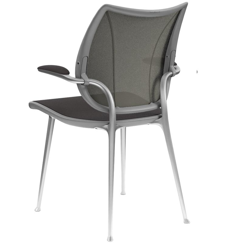 freedom task chair with headrest best post back surgery liberty side   ergonomic seating from humanscale