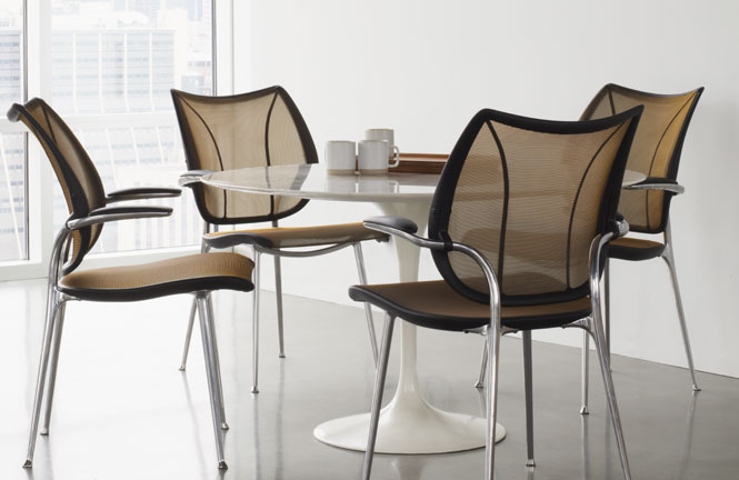 Liberty Side Chair  Ergonomic Seating from Humanscale