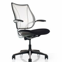 Freedom Task Chair With Headrest Swivel Manufacturers Ergonomic   Liberty Humanscale