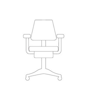 office chair levers coffee table with chairs ergonomic - desk seating | humanscale