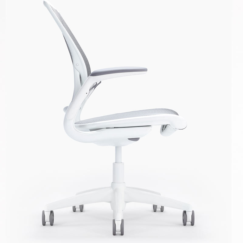 ergonomic chair bangladesh barcelona and ottoman mesh desk diffrient world humanscale task side view