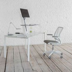 Minimal Chair Height Stand Test Rentals In Brooklyn Sit Adjustable Workstation Quickstand Humanscale Res