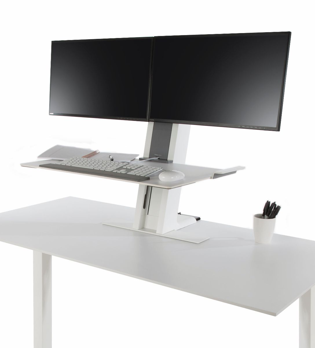 Humanscales QuickStand Workstation  the sitstand