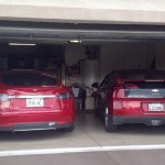 2013 Tesla Model S and 2011 Chevy Volt