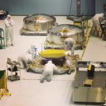 JWST Mirror Delivery