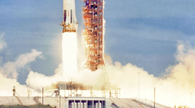 Apollo-15-Saturn-V-Launch