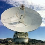 DSN Antennas in Goldstone