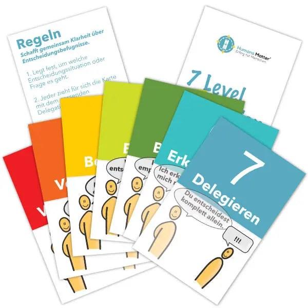 7 Level Delegation