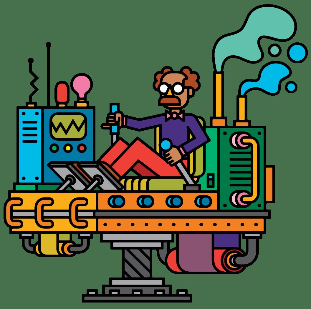 Management 3.0 Maschine