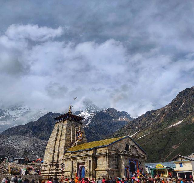 Panchkedar : Kedarnath Mandir