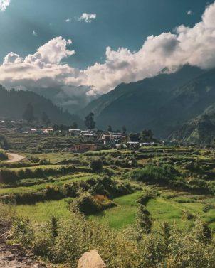 Urgam Valley - Chamoli
