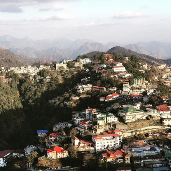 Captain Frederick Young Founder of Mussoorie Hill