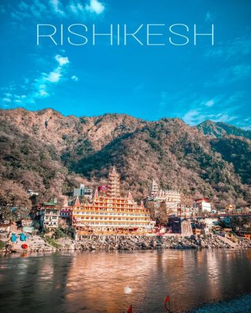 Rishikesh Yoga Capital Trayambakeshwar Temple