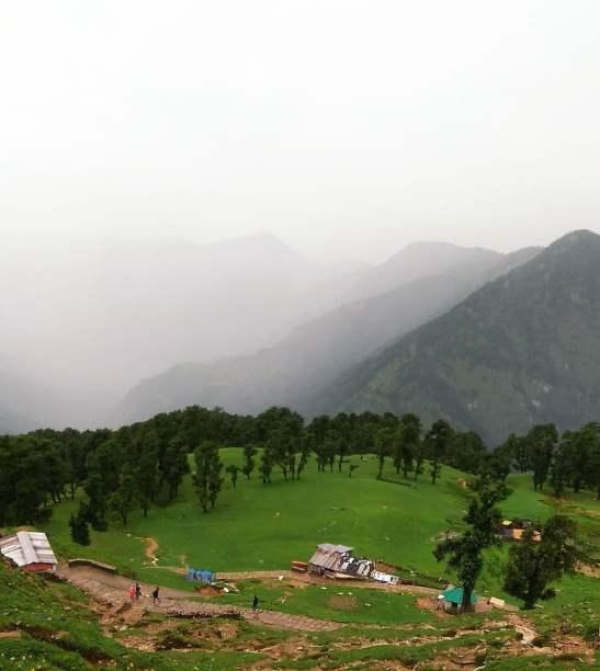 Tungnath Chopta Valley Uttarakhand