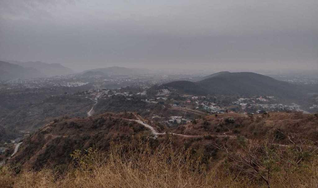 Dehradun Rajpur To Jharipani Mussoorie Trek