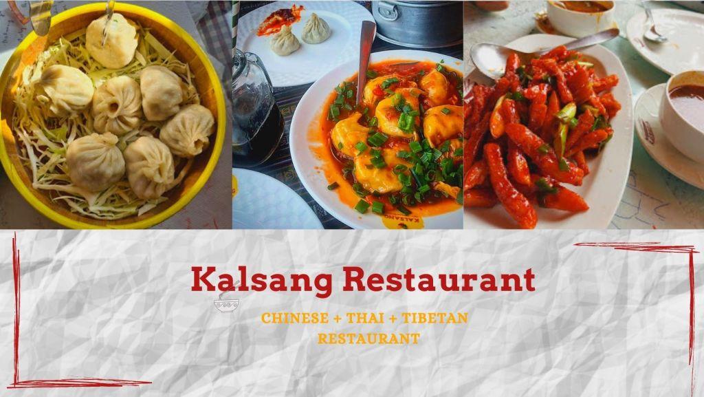 Kalsang Friends Corner (Kalsang Restaurant)