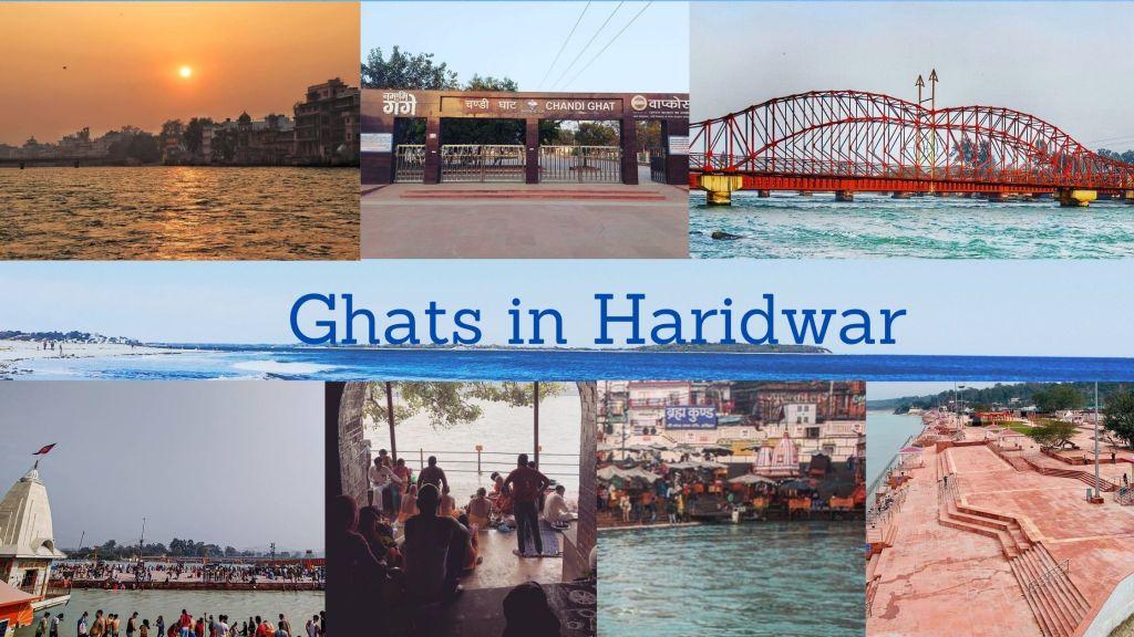Major Ghats of Haridwar