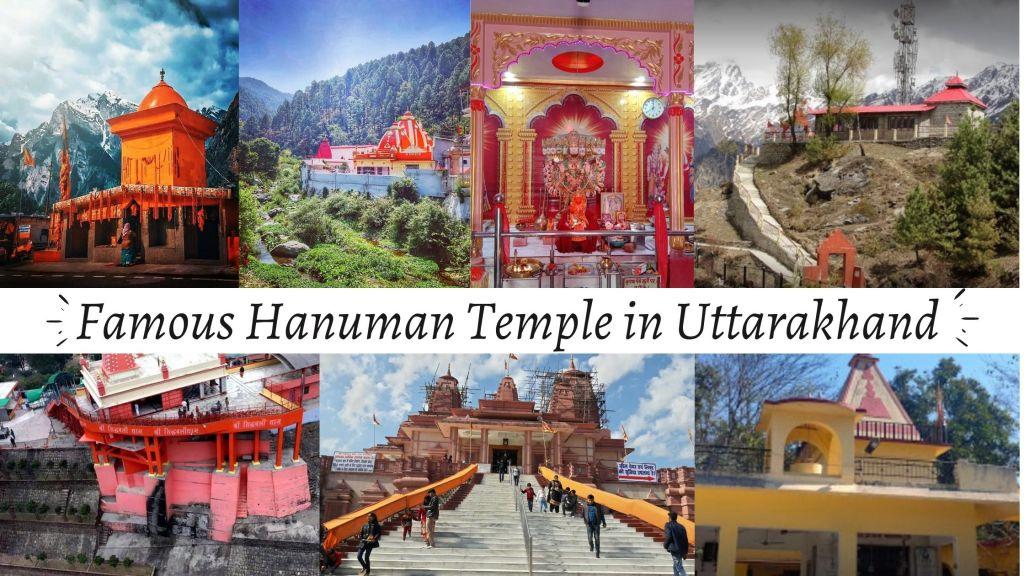 Famous Hanuman Temple in Uttarakhand