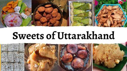 Sweets of Uttarakhand