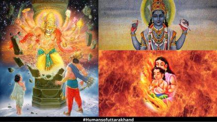 The story of Holika and Prahlad
