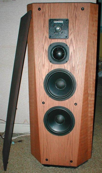 HUMAN Speakers Genesis Model 66
