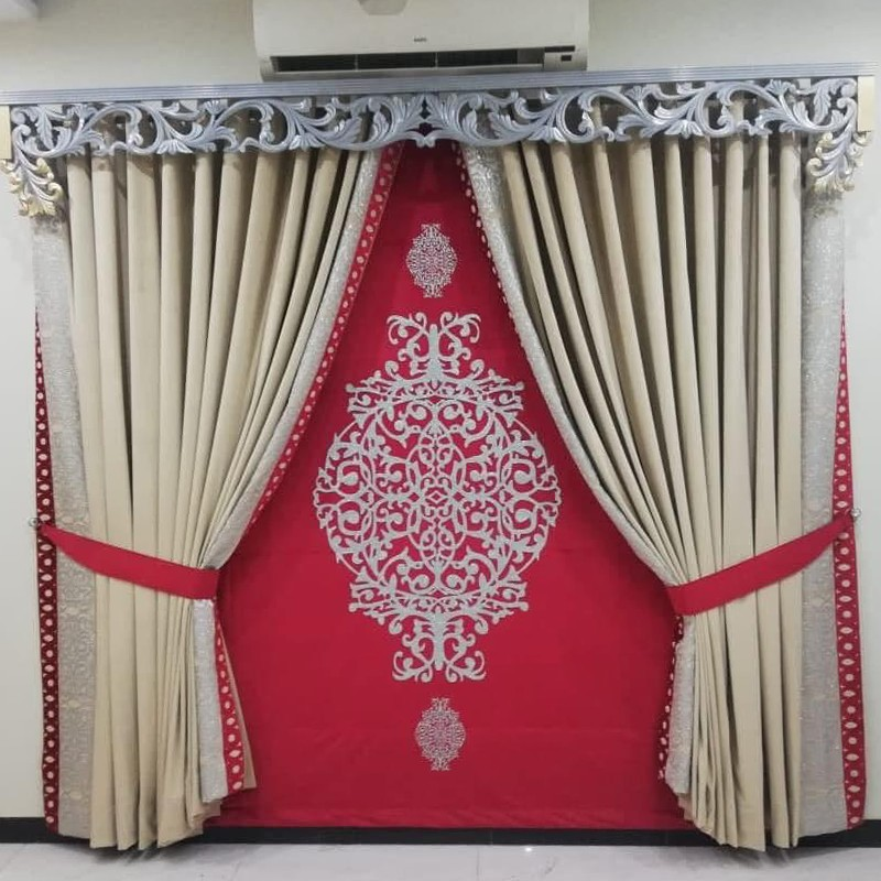 living room curtains in pakistan