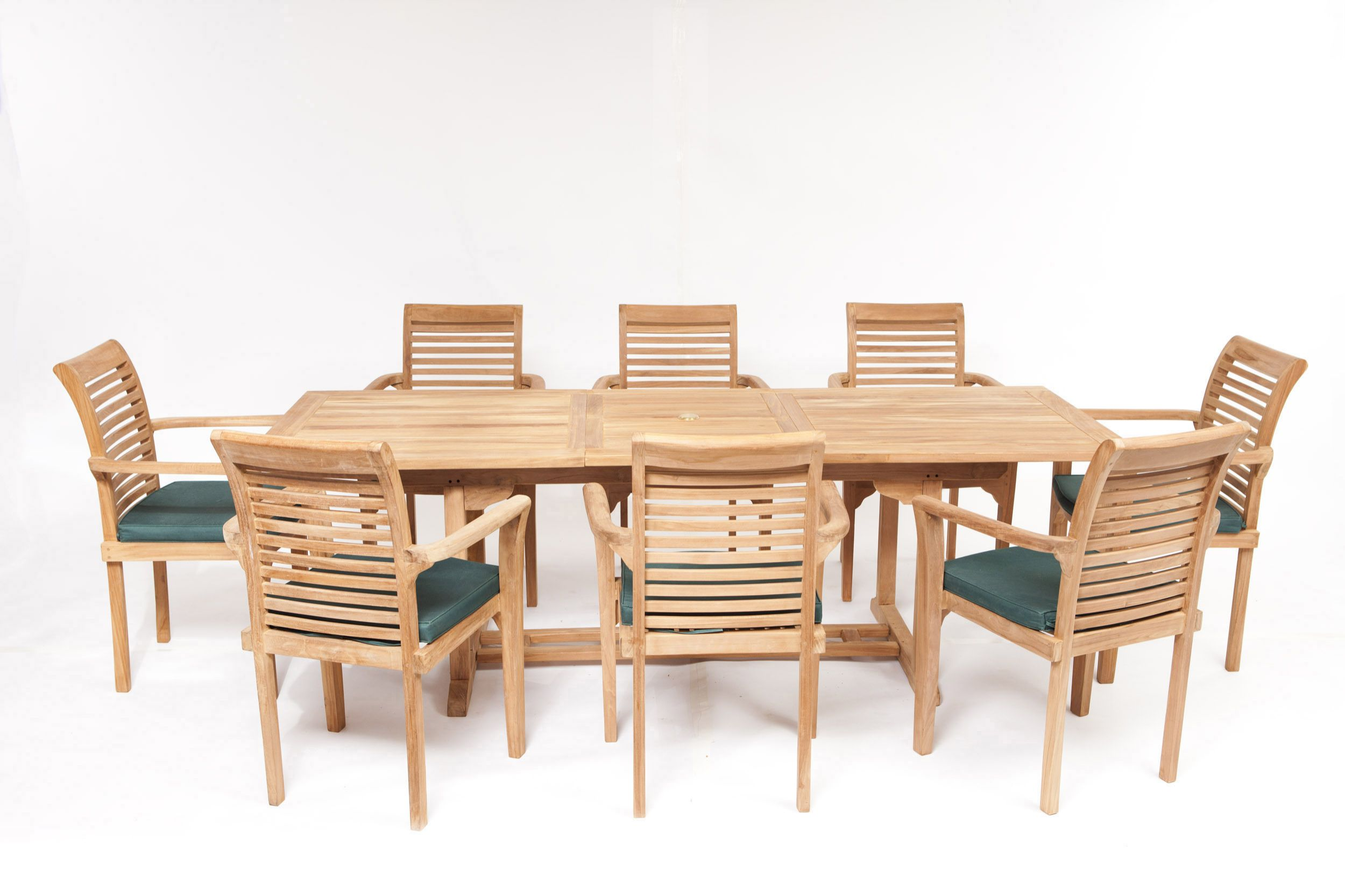 teak table and chairs garden boon flair high chair review geneva furniture set humber imports uk