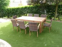 Teak Outdoor Patio Furniture Sets