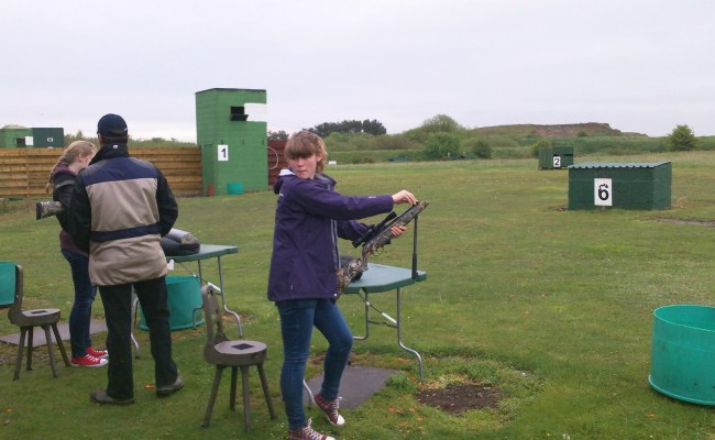 Explorer Scouts Providing Young People With Skills For