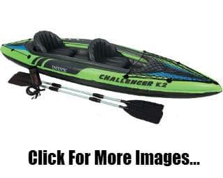 intex challenger k2 kayak 2 person kayak