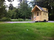 Tiny Houses Arrived In Uk