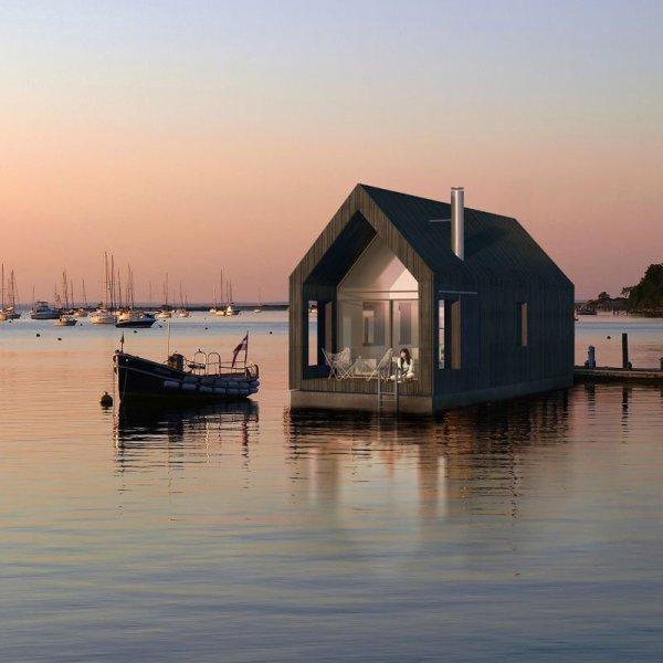 Houseboat With Style Nrja
