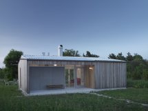 Small Modern Home Family In Sweden