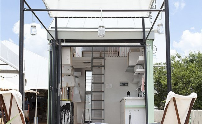 Indawo Lifepod A Modern Tiny House From South Africa