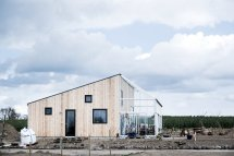 Green House - Small Sustainable Home Denmark