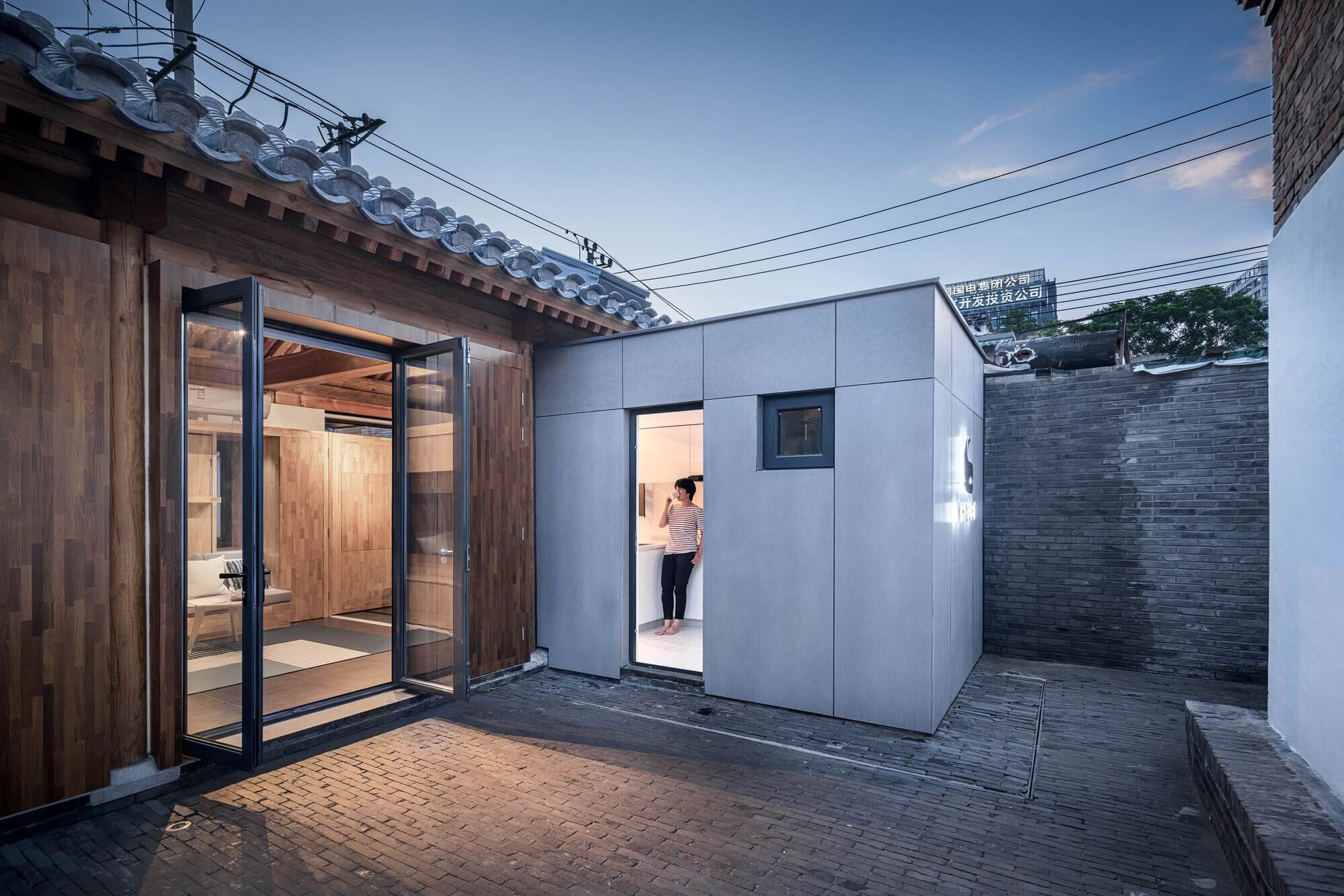 Baitasi House Combines Historical and Contemporary Design