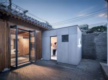 Baitasi House Combines Historical and Contemporary Design ...