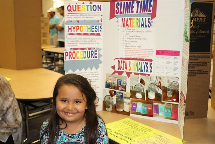 Humble ISD Elementary Science & Engineering Fair