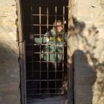 Shawna in Terlingua jail 1