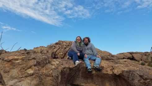 Hueco Tank State Park - Humble Nomads