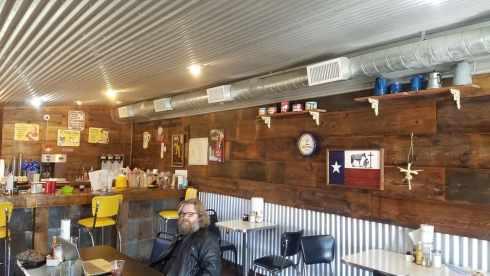 Al at Oasis Cafe