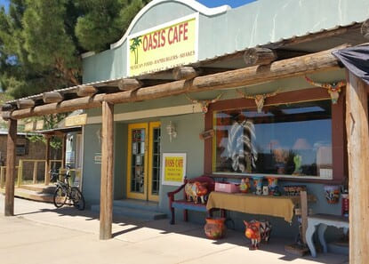 Oasis Cafe Outfront