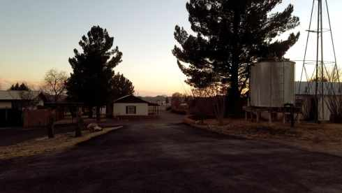 Beautiful Sunset at Marathon Motel and RV Park