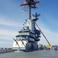 Nomads Visit Corpus Christi – Selena | The USS Lexington | Breweries