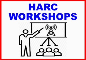 HARC Workshops link