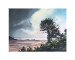 Cotentin (aquarelle)